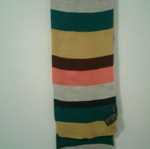 H& M scarf. Lot of color